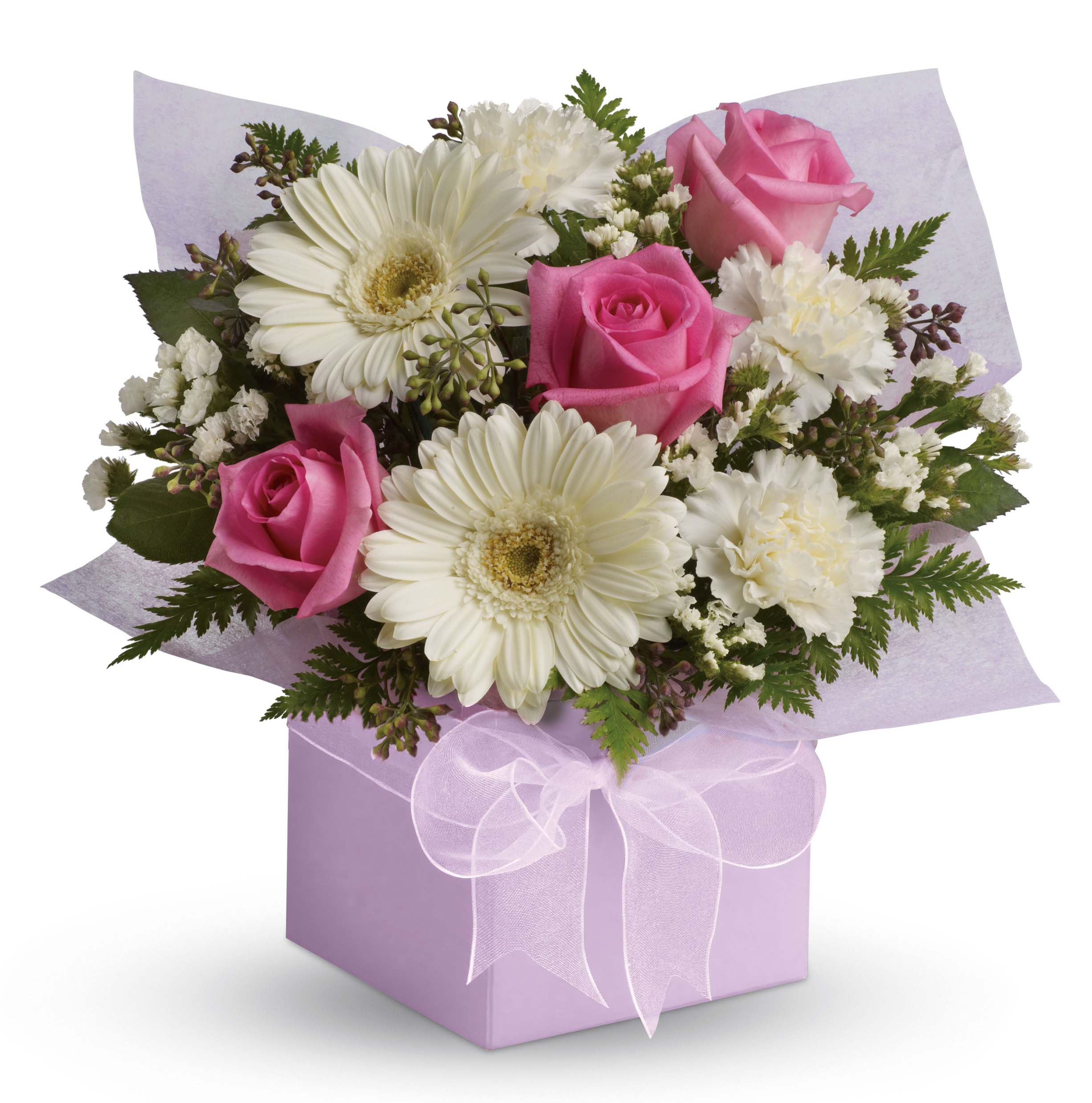 what flowers to get your girlfriend