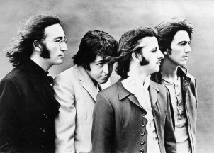 I Beatles – foto dal web