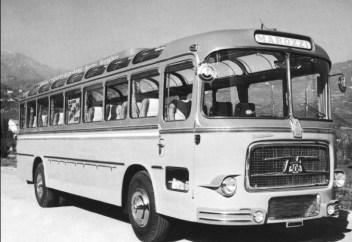 Memoria Narrante, autobus Marozzi anni '50, immagine web