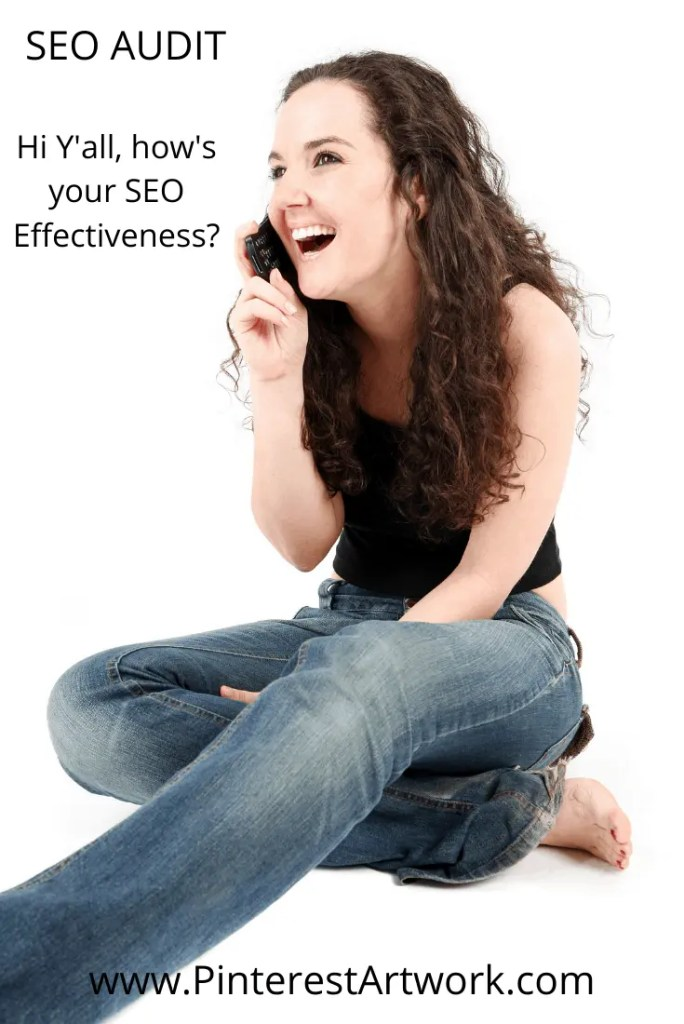 SEO Audit Effectiveness 4 A blog for the love of Pinterest
