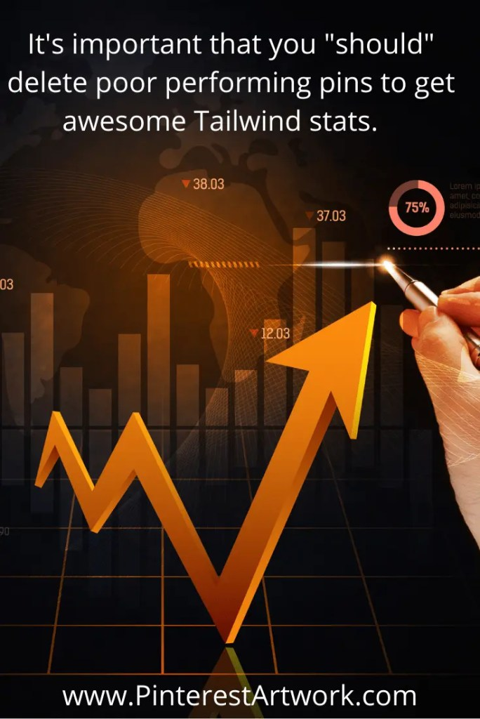 Tailwind improve Engagement Rate 1 A blog for the love of Pinterest