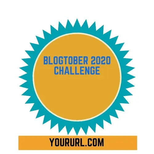 Blogtober Badge 2020 Completed 20 A blog for the love of Pinterest