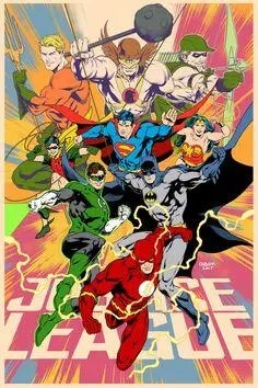 comics justice league A blog for the love of Pinterest