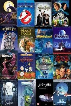 halloween movies A blog for the love of Pinterest