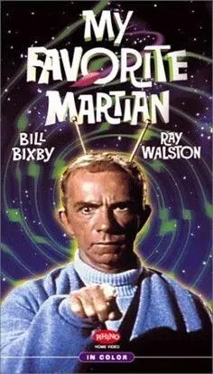 tv my favorite martian 2 A blog for the love of Pinterest