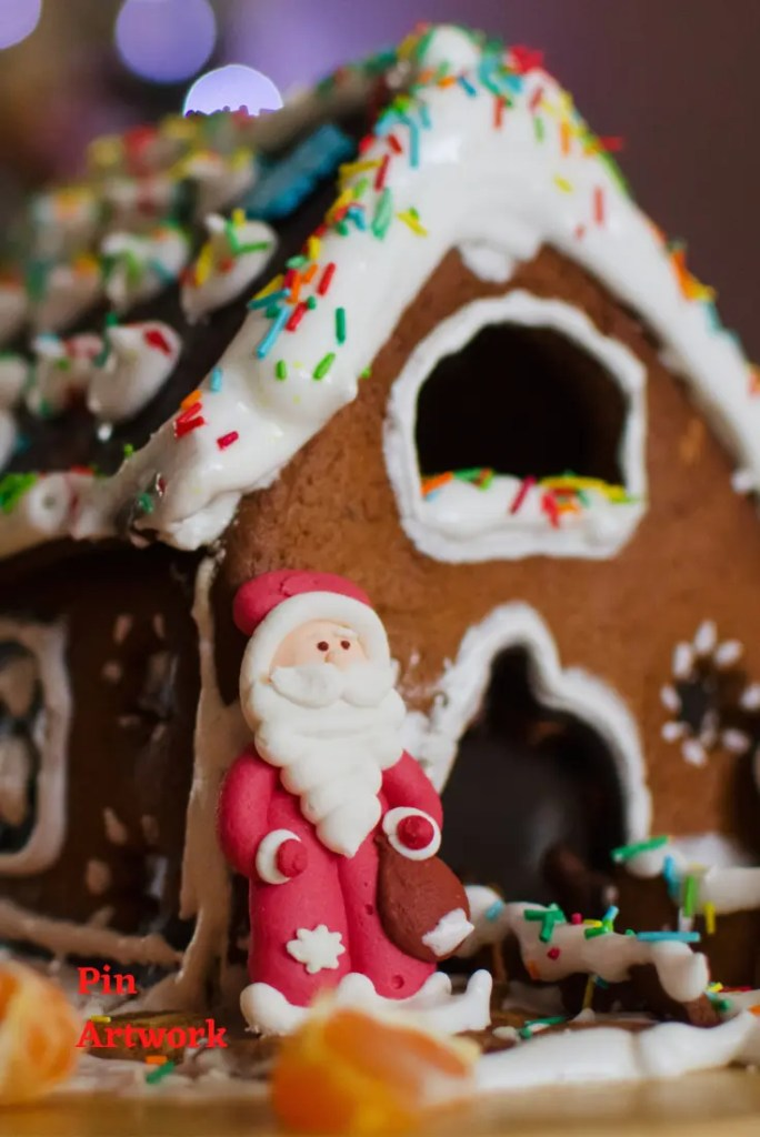 Gingerbread Houses 6 A blog for the love of Pinterest