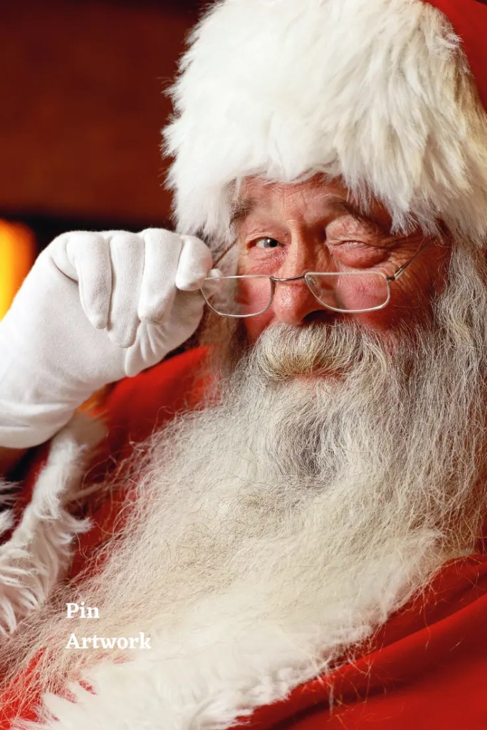 Santa Claus 1 A blog for the love of Pinterest