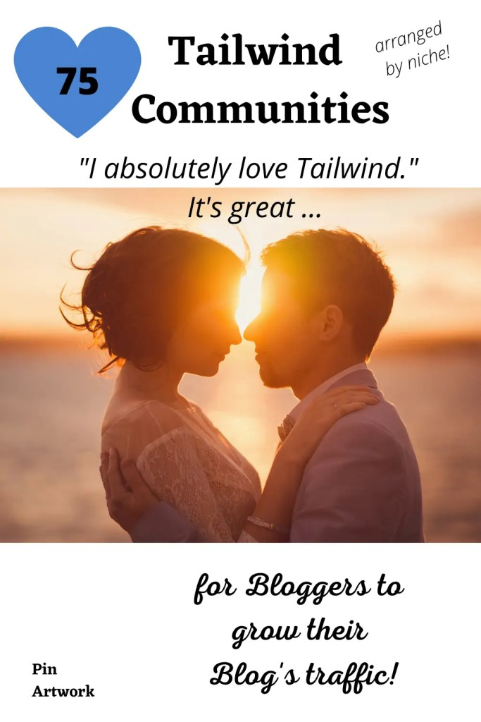Tailwind Communities to grow your blog