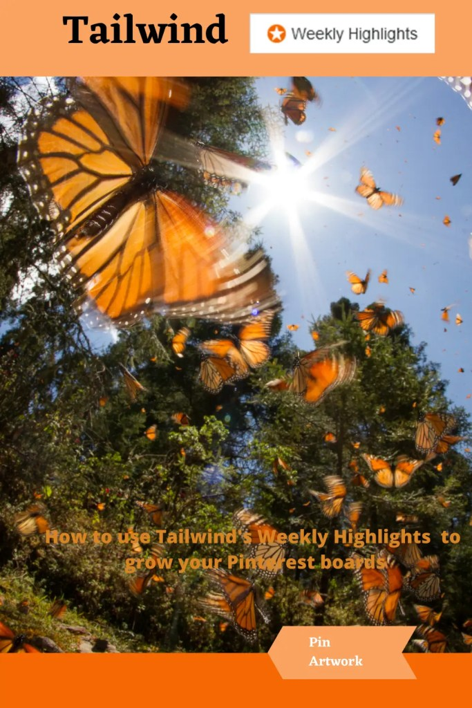 How to use Tailwinds Weekly Highlights to grow your Pinterest boards