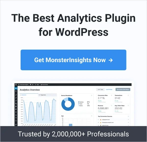 MonsterInsights A blog for the love of Pinterest