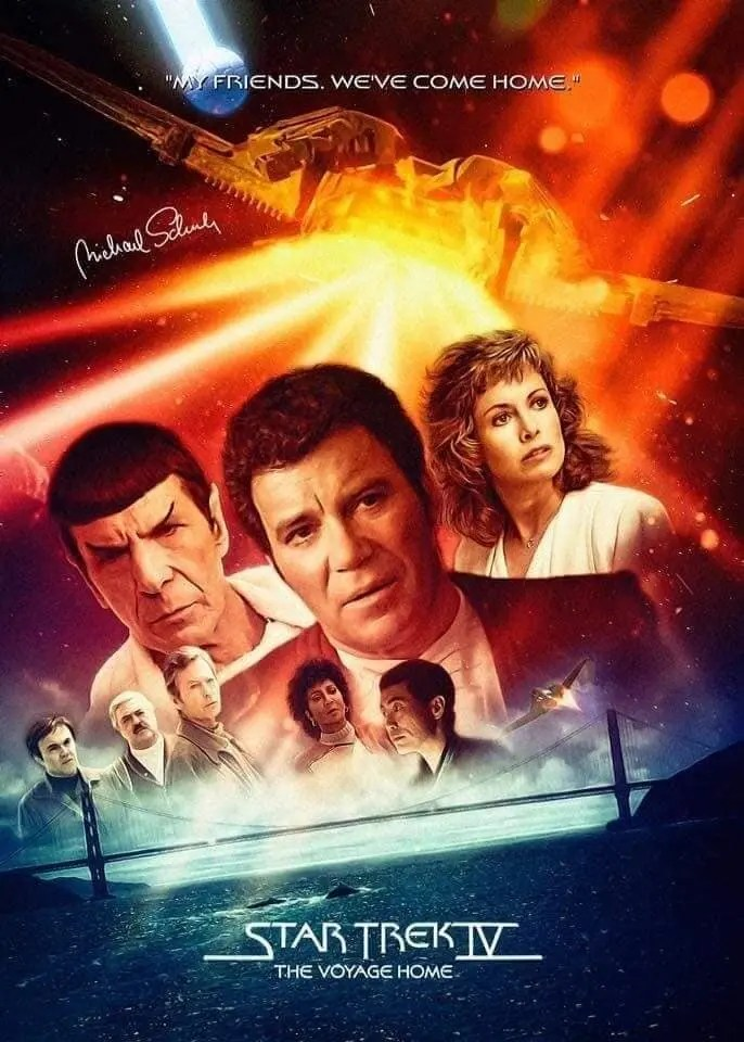 Star Trek IV The Voyage Home A blog for the love of Pinterest