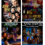An awesome collage of Star Trek – TOS Poster pins