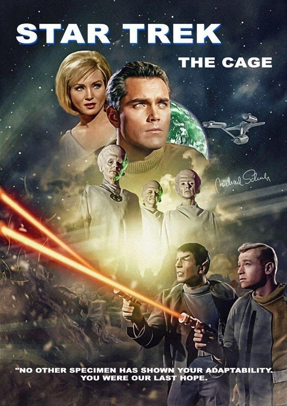 Star Trek The Cage2 1 A blog for the love of Pinterest