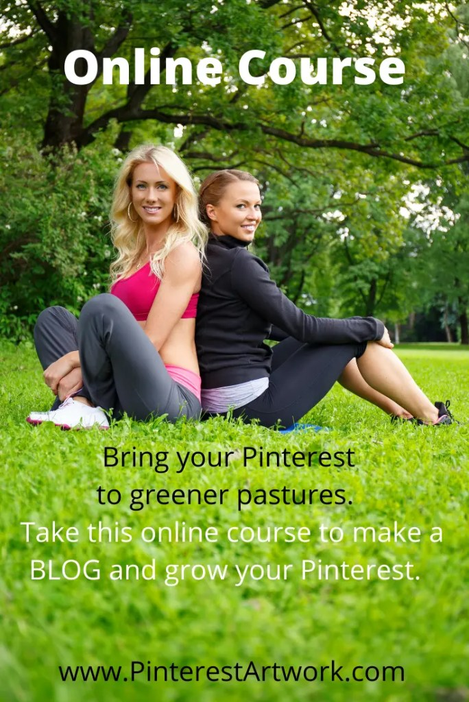 Online Course 10 A blog for the love of Pinterest