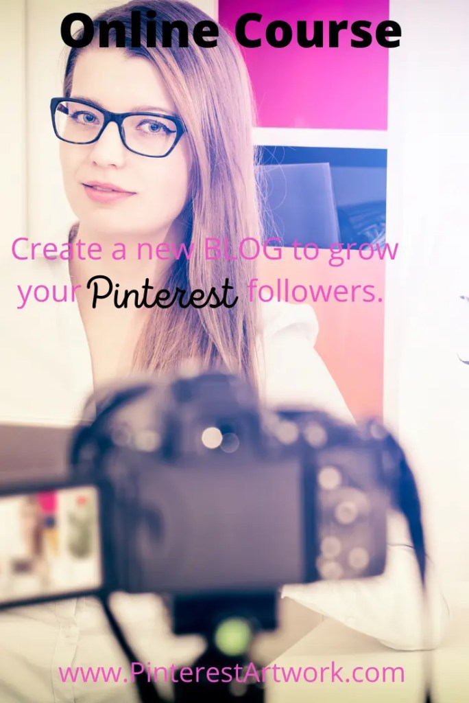 Online Course 6 A blog for the love of Pinterest