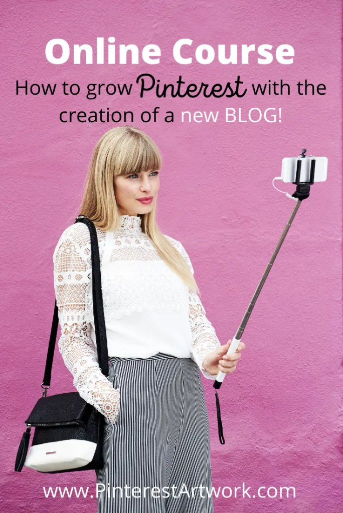 Online Course 8 A blog for the love of Pinterest