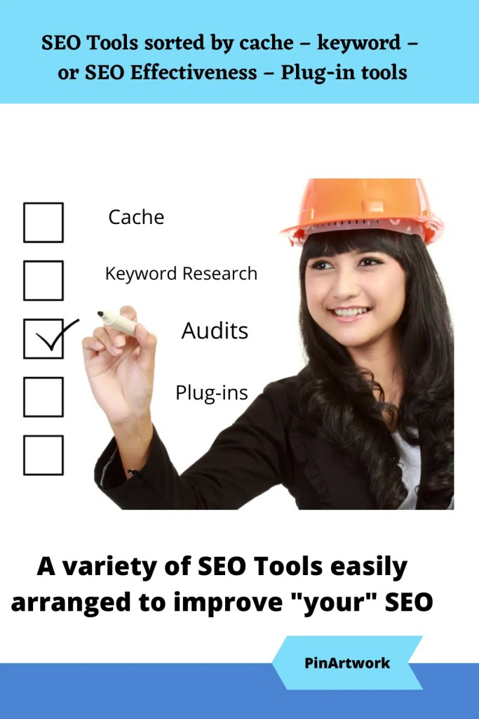 SEO Tools to help your blog 5 A blog for the love of Pinterest