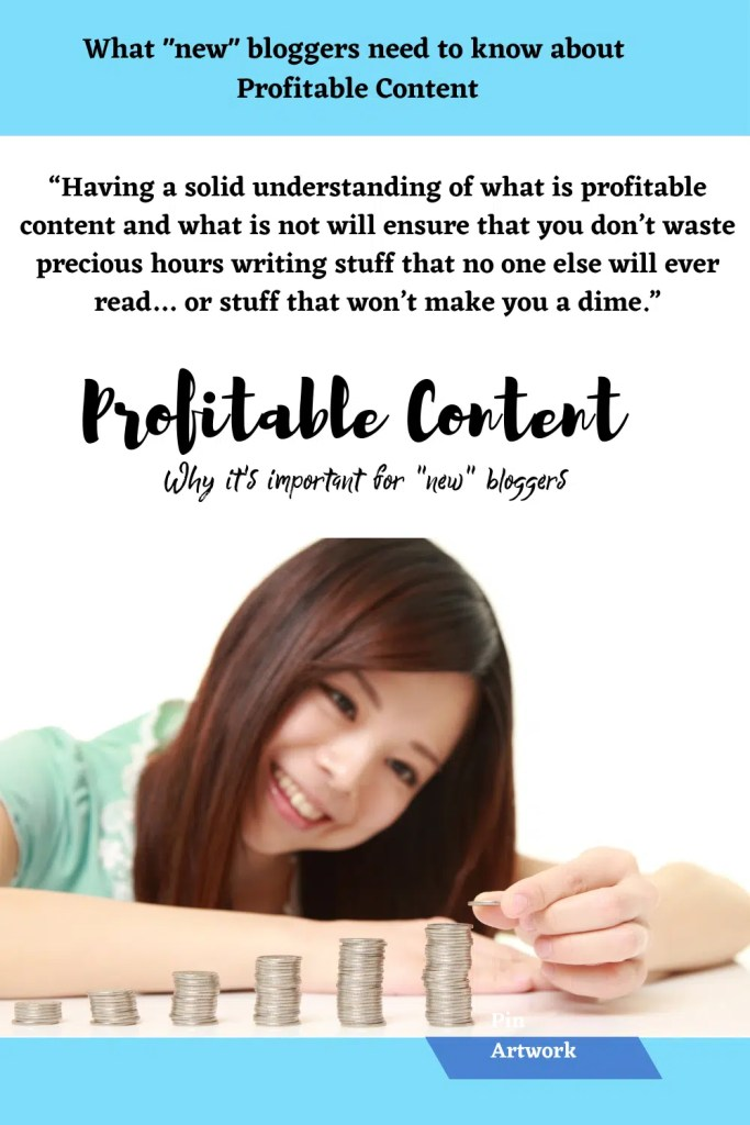 What new bloggers need to know about profitable content 6 1 A blog for the love of Pinterest