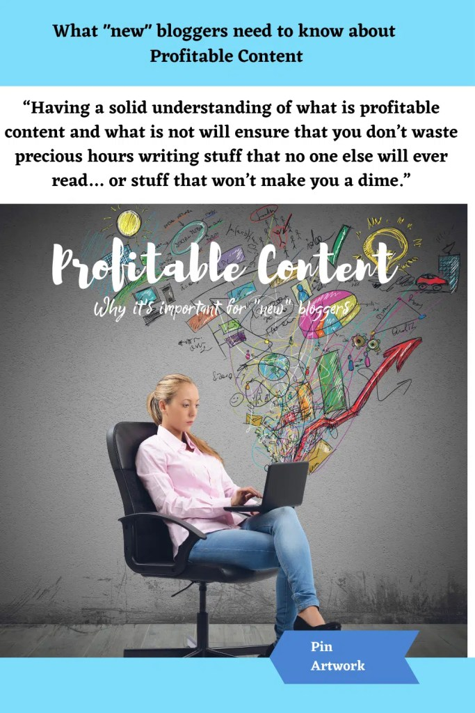 What new bloggers need to know about profitable content 7 1 A blog for the love of Pinterest