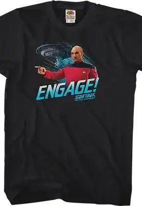 engage star trek the next generation t shirt.master A blog for the love of Pinterest