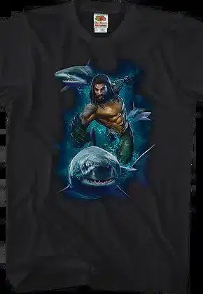 swimming with sharks aquaman t shirt.master A blog for the love of Pinterest