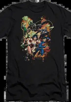 worlds greatest superheroes justice league dc comics t shirt.master A blog for the love of Pinterest