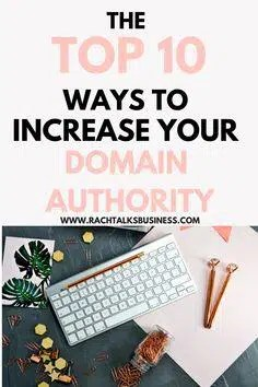 DA Top 10 ways to increase your 1 1 A blog for the love of Pinterest