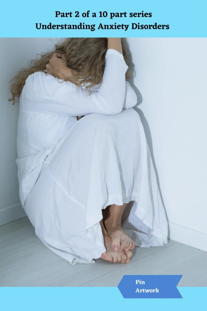 Part 2 Understanding Anxiety Disorders 2 A blog for the love of Pinterest