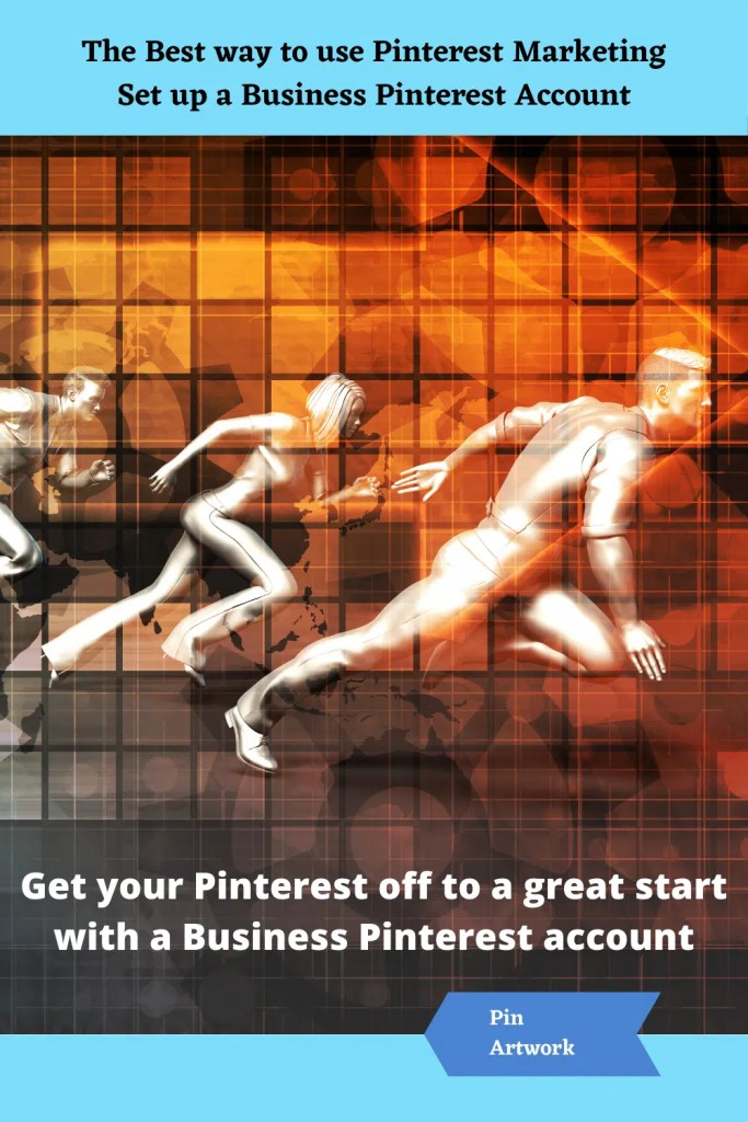 Off to the races - Get your Pinterest off to a great start by using Pinterest Marketing