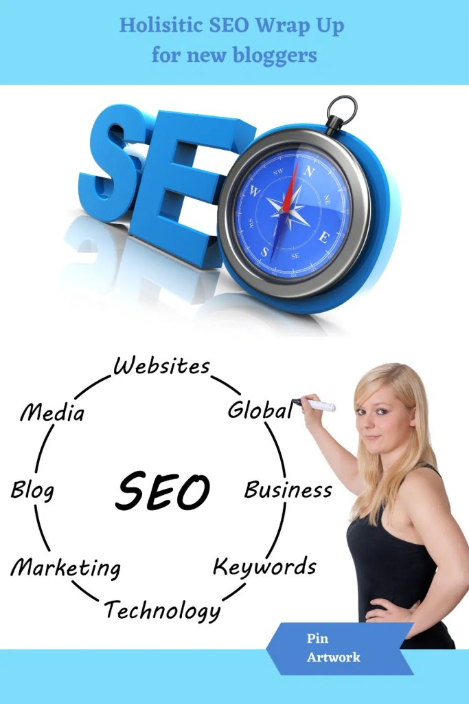 SEO Wrap up for new bloggers 10 1 A blog for the love of Pinterest