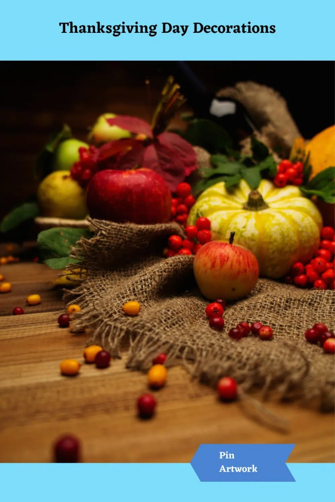Thanksgiving Day Decorations 5 A blog for the love of Pinterest