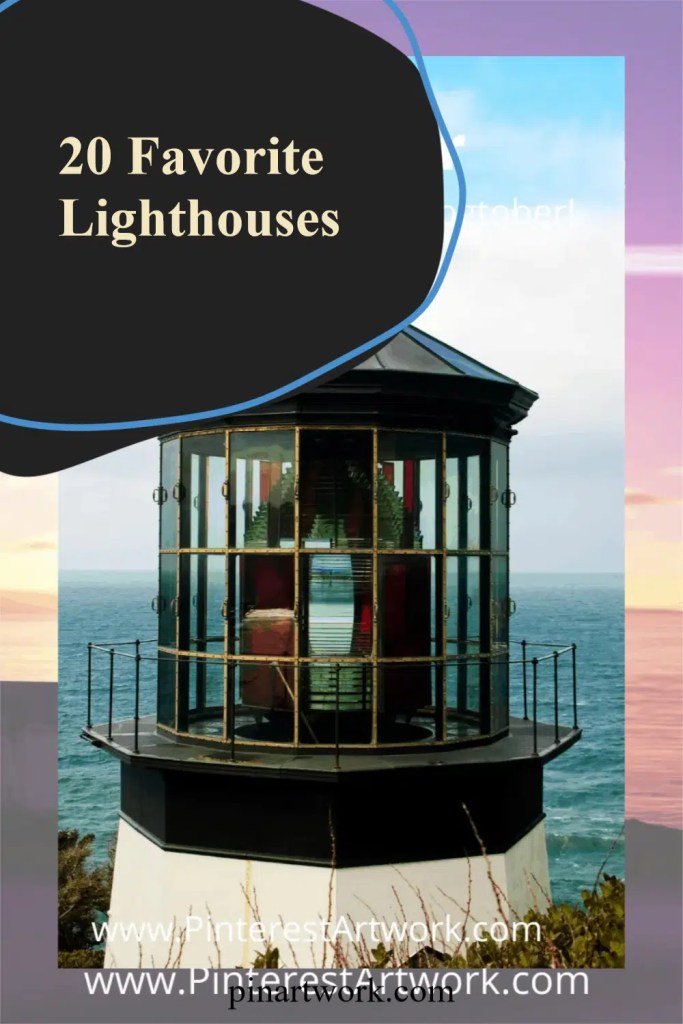 20 Favorite Lighthouses 2 A blog for the love of Pinterest