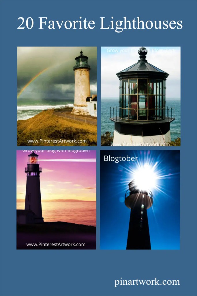 20 Favorite Lighthouses 5 A blog for the love of Pinterest