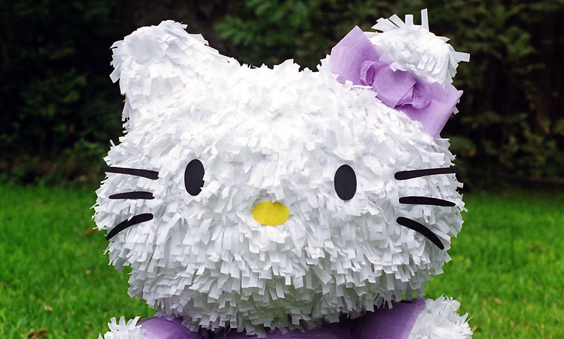 Hello Kitty Piata Boy