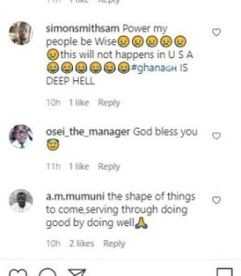 Millions of Ghanaians React As John Dumelo Feeds Shiashie Fire Victims 12