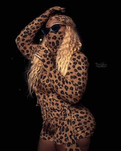 Photos+Video: Eno Barony's Cat Outfit Gets Massive Reaction On Social Media 8