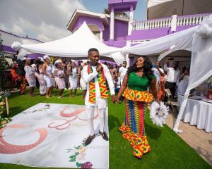 More Photos And Video From Clemento Suarez's Secret Traditional Wedding Drop On The Internet.. 7