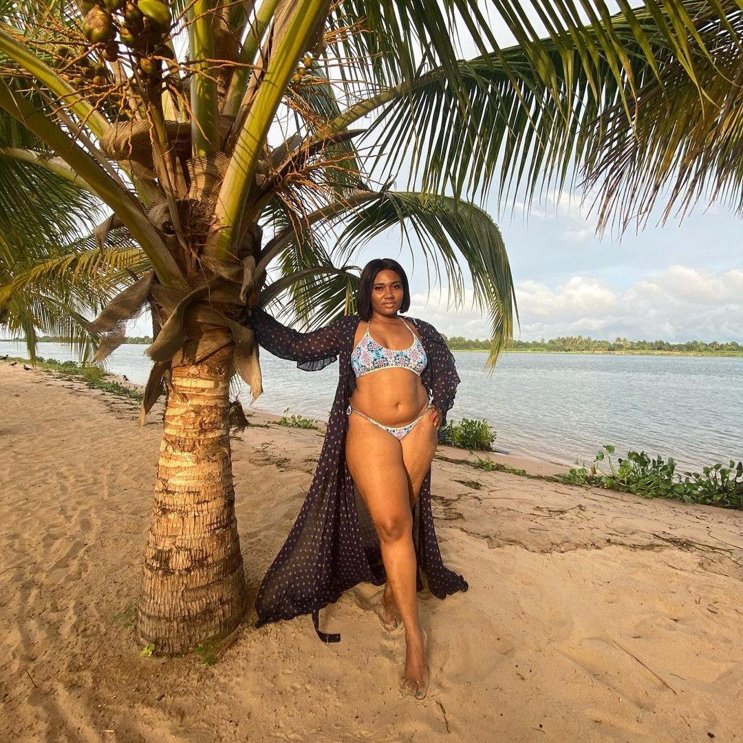 Abena Korkor Shares More Spicy Adult Pictures Of Herself 5