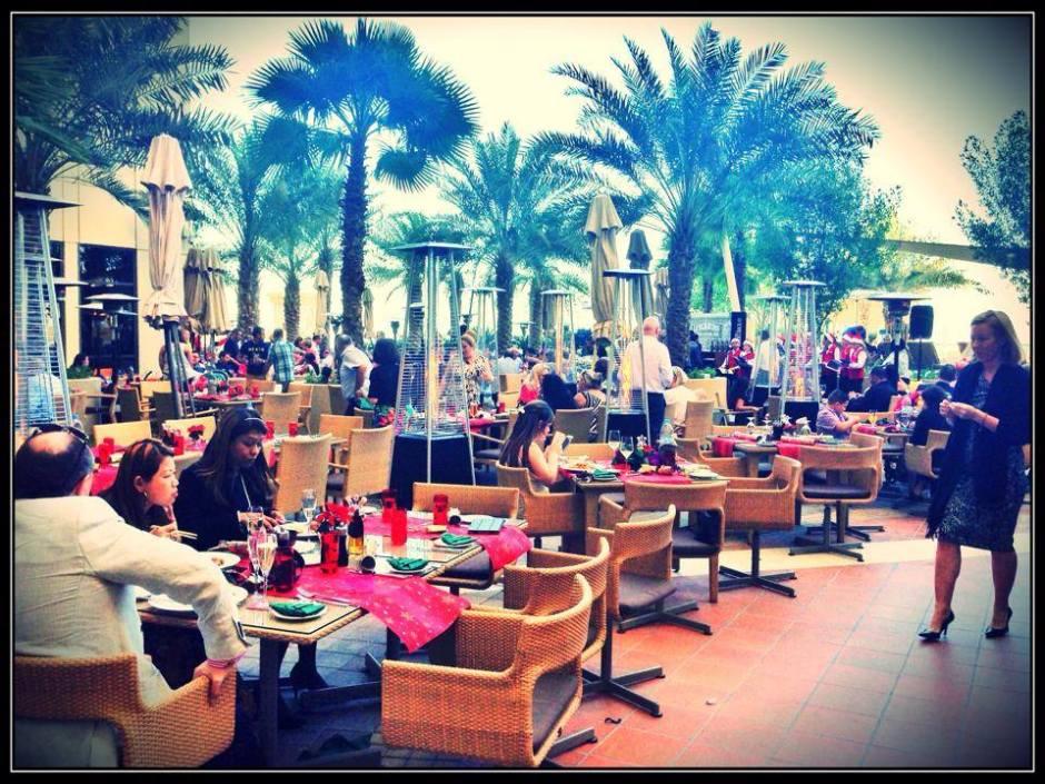Amwaj Rotana's Christmas Day Brunch, Dubai