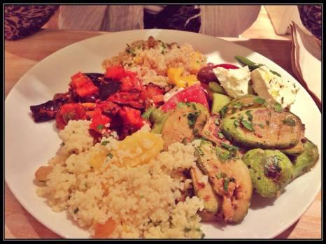 Sophie's Cafe, Palm Jumeirah, Dubai