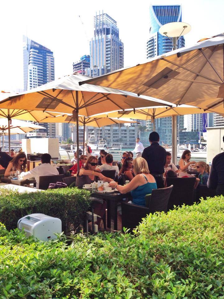 Cafe Bateel, Dubai Marina Walk