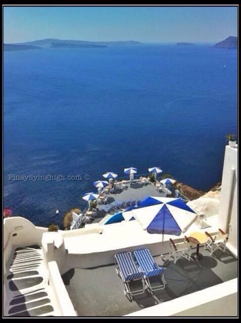 Resort in Oia Santorini