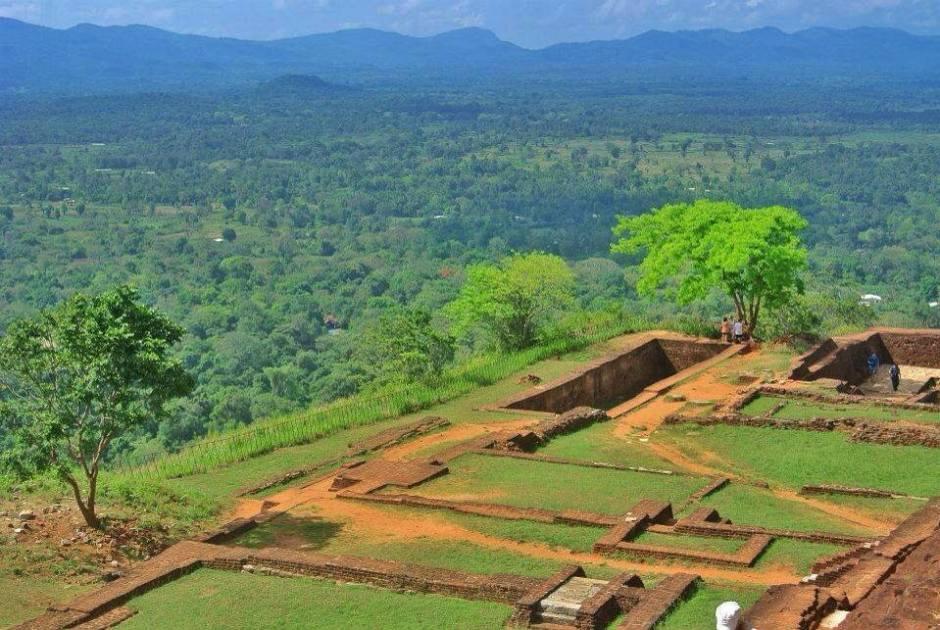 Sigirya Rock Fortress