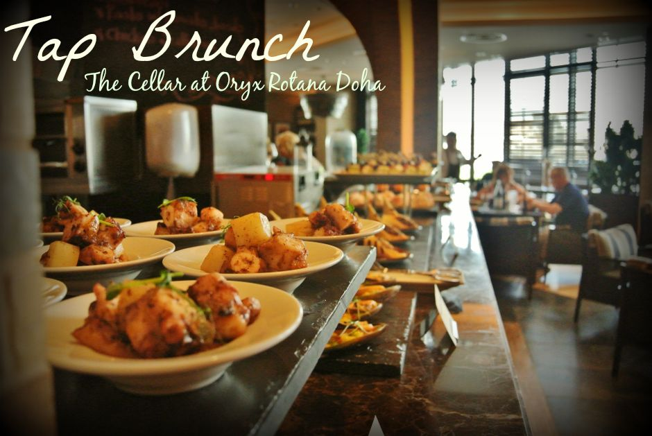 Tap Brunch at The Cellar, Oryx Rotana Doha