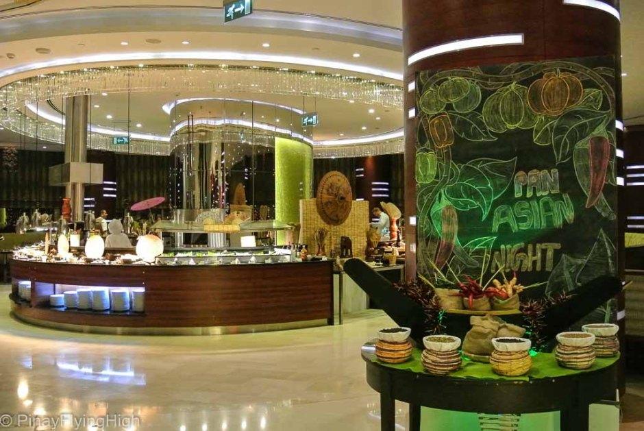 Pan Asian Night at Aramede, Crowne Plaza Doha