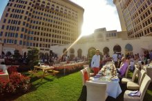 St Regis Grand Brunch Doha