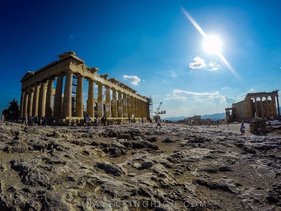 Acropolis, Athens, Greece PinayFlyingHigh.com