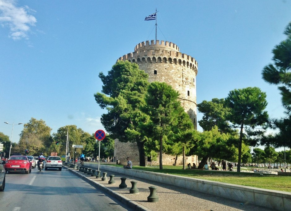 White Tower, Thessaloniki, Greece - PinayFlyingHigh.com