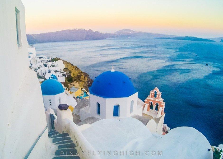 Santorini, Greece PinayFlyingHigh.com-1