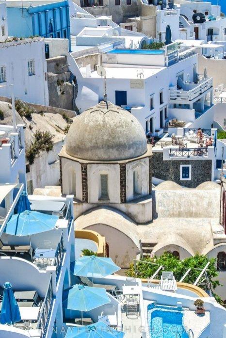 Iriana Cafe in Fira, Santorini, Greece - PinayFlyingHigh.com